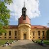 Westansicht der Pfarrkirche
