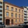 Straßenansicht Hortgebäude, Wrangelstraße